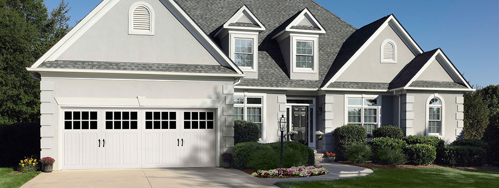 Coastal Hatteras Garage Door Example 1