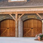 Amarr by Design Wood Carriage House Garage Door
